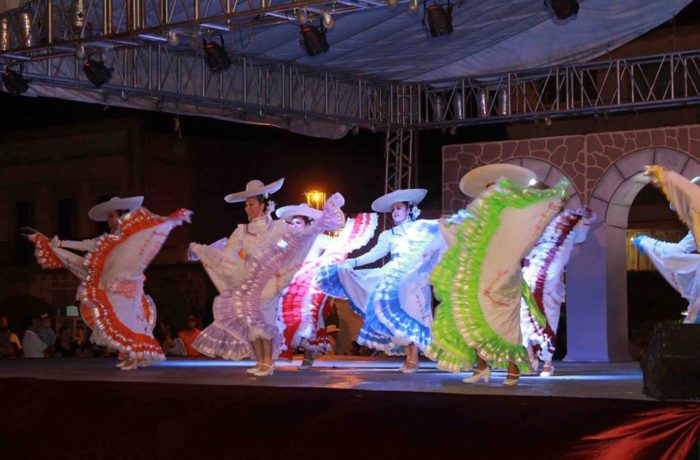 Ballet en Teatro del Pueblo
