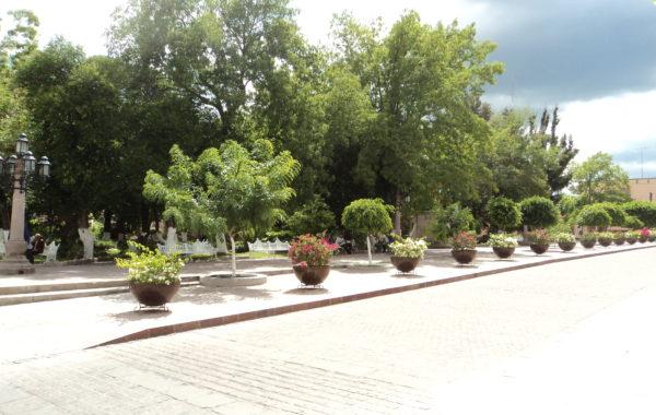 Jardín Morelos